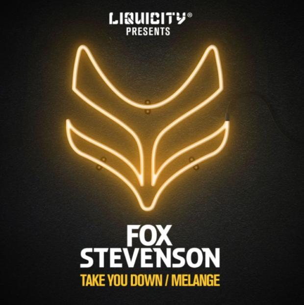 "Fox Stevenson desprende drum n bass con ""Take You Down / Melange"""