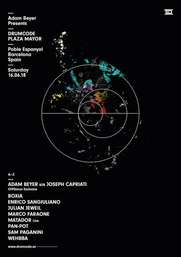 Drumcode - Barcelona