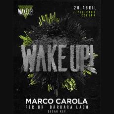 WAKE UP presenta: Marco Carola @ Sala Pelícano A Coruña | A Coruña | Galicia | España