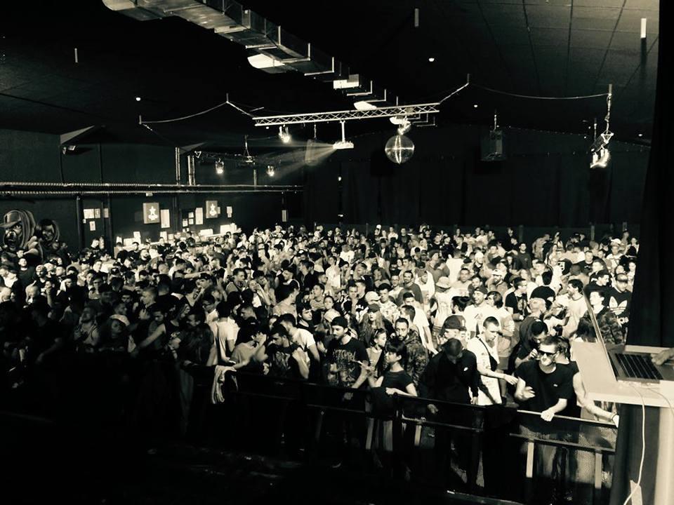 Málaga acoge al mejor drum & bass en una noche para repetir