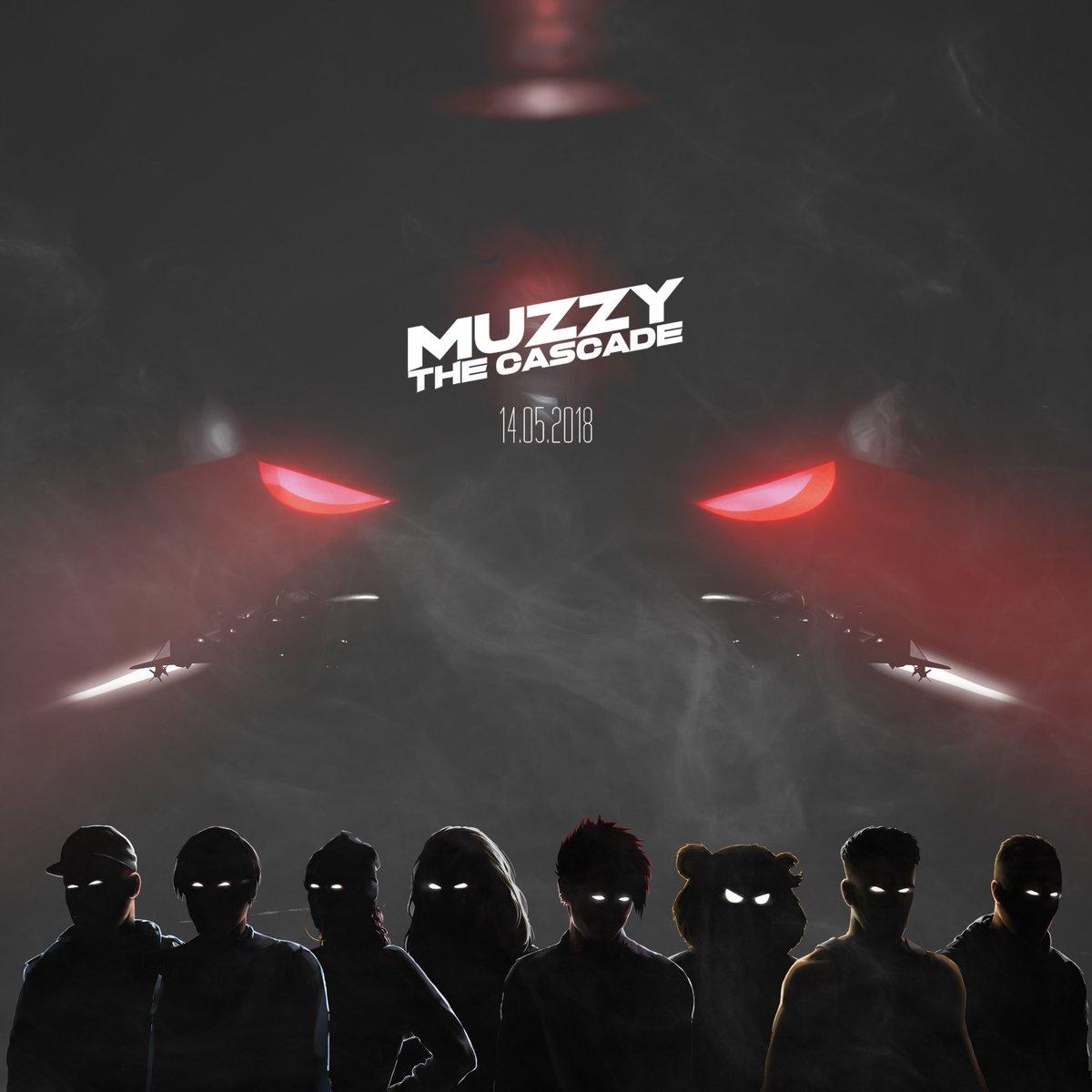 """Muzzy vuelve a la carga con """"The Cascade EP"""""""