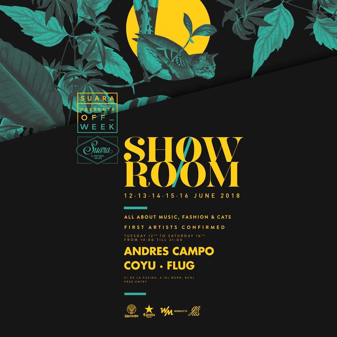 Suara Showroom