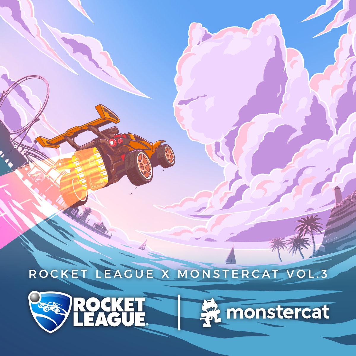 Rocket League x Monstercat Vol. 3; ¡de nuevo una gran unión!