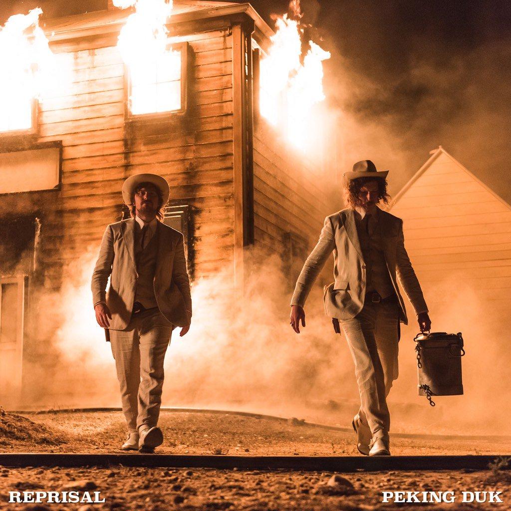 """Los australianos Peking Duk nos llevan al lejano oeste en su nuevo mini-EP """"Reprisal"""""""