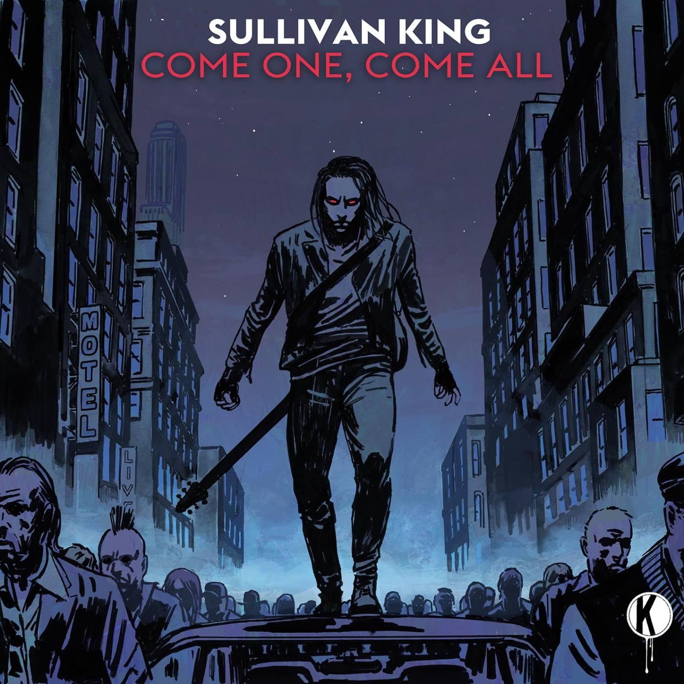 """Sullivan King afina su guitarra con su nuevo """"Come One, Come All EP"""""""