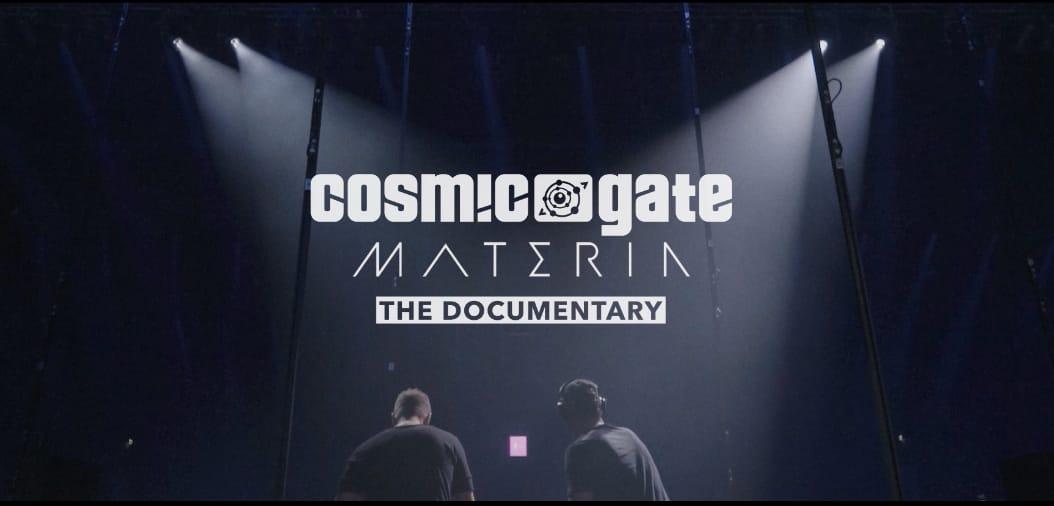 Cosmic Gate estrena el documental de Materia, su dúo de álbumes