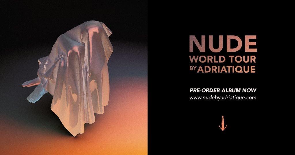 NUDE by Adriatique @ Mondo Disko Madrid | Madrid | Comunidad de Madrid | España
