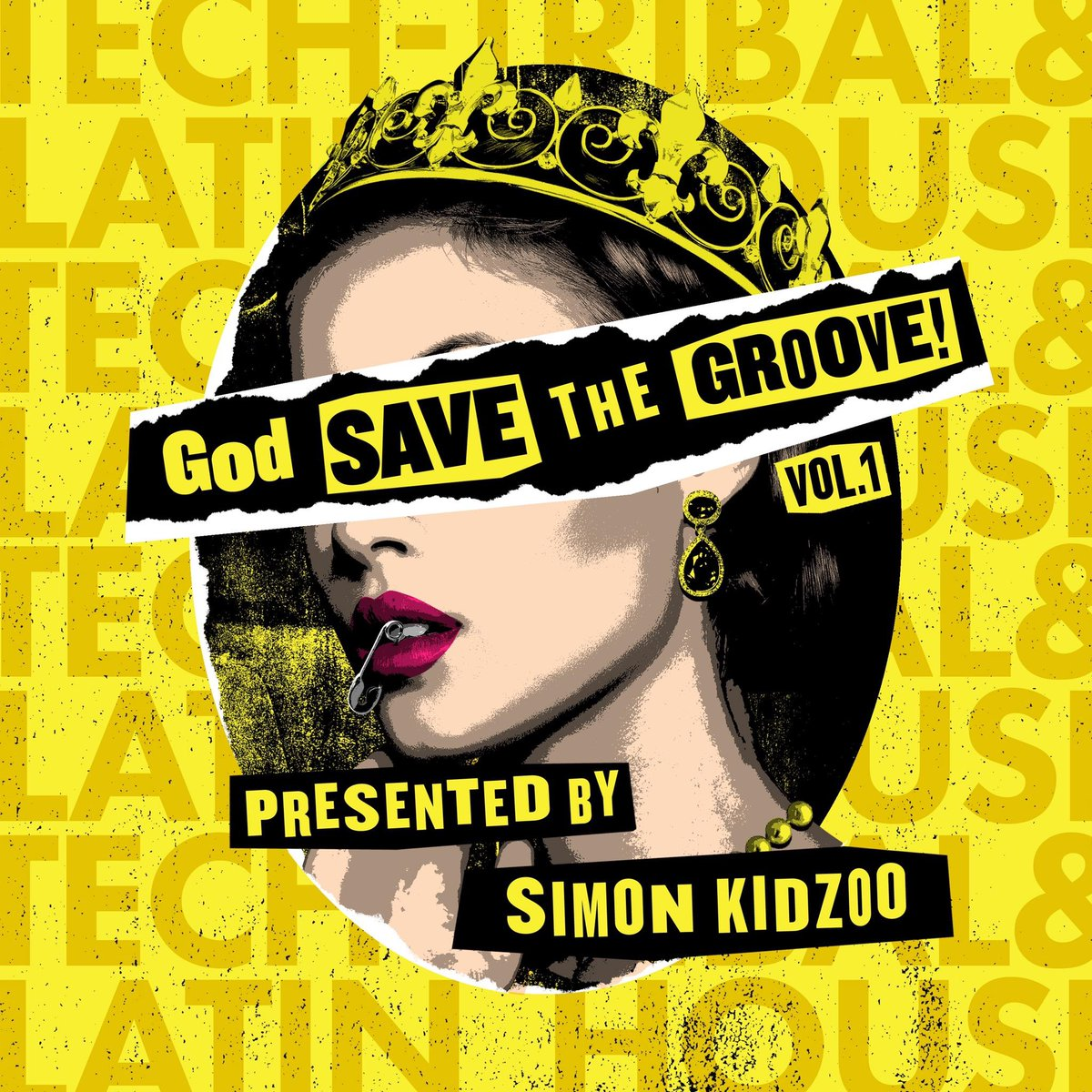 "Kryder y su sello Kryteria  lanzan ""God Save The Groove Vol. 1"""