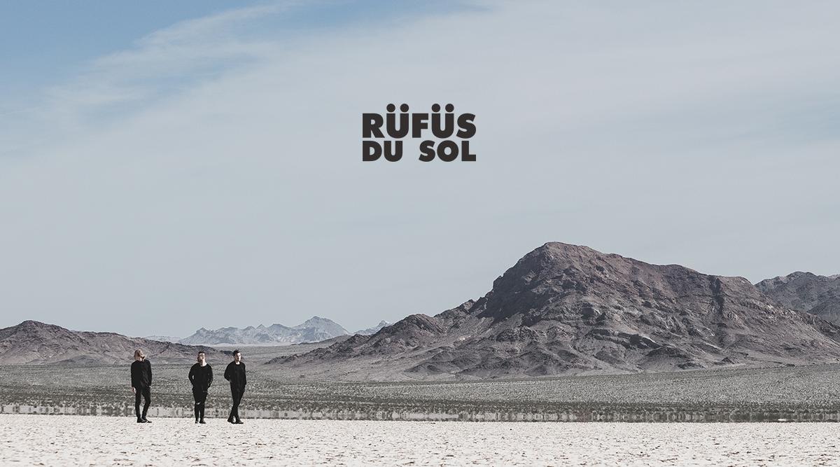 """Rüfüs Du Sol nos hacen viajar con su nuevo álbum """"Solace"""""""