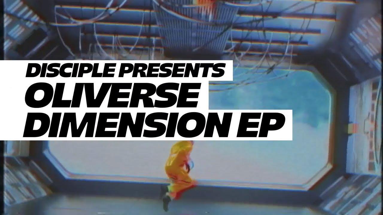"""Oliverse aporta un soplo de aire nuevo en el dubstep con su """"Dimension EP"""""""