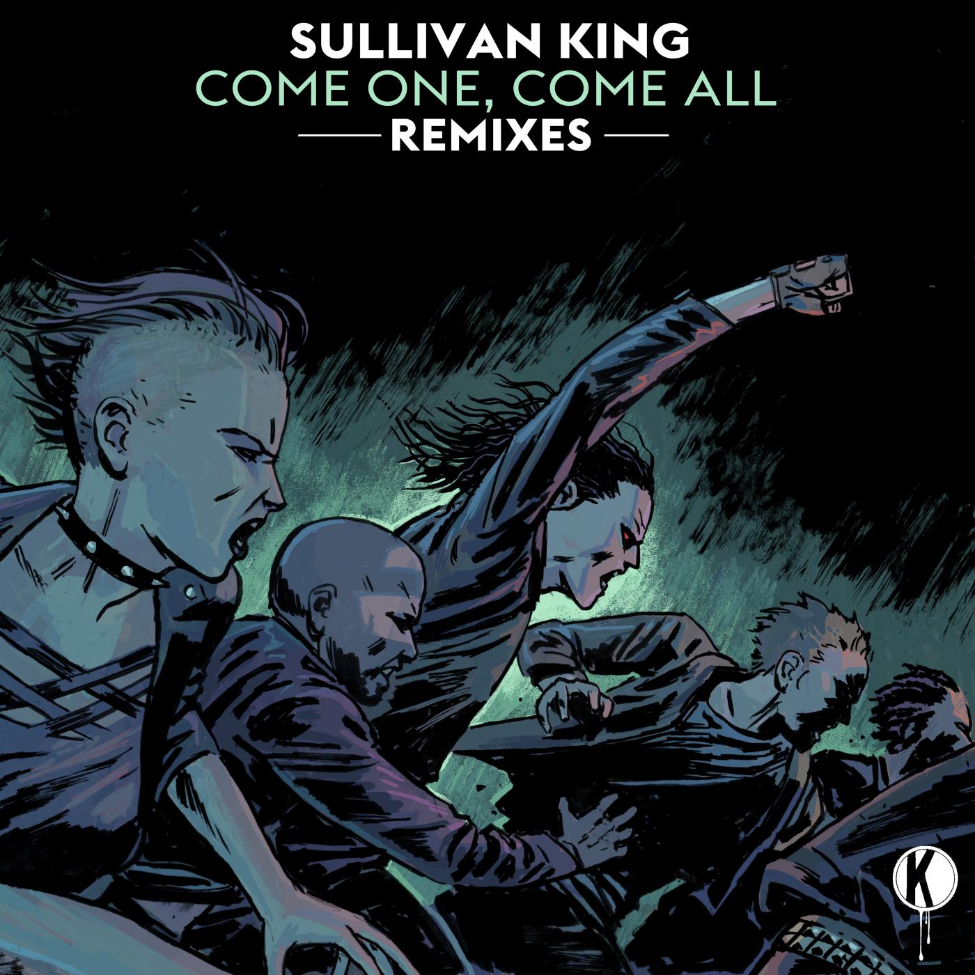 """Sullivan King publica el esperado EP Remix de """"Come One, Come All"""""""