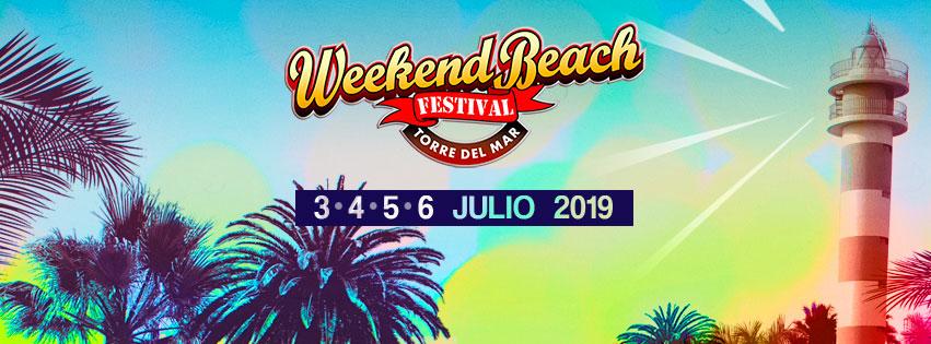 Weekend Beach Festival comienza a desvelar artistas para su sexta edición