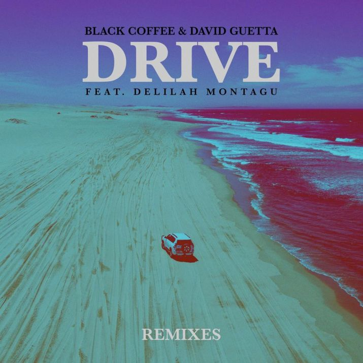 David Guetta & Black Coffe  presentan un pack de remixes a su exito Drive