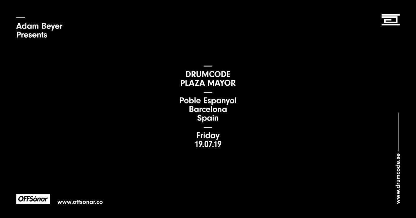 Drumcode OFFSónar by Adam Beyer