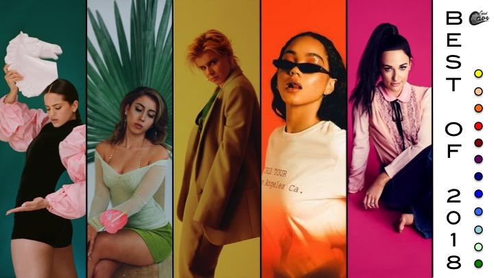Monthly Pop: Best Of 2018